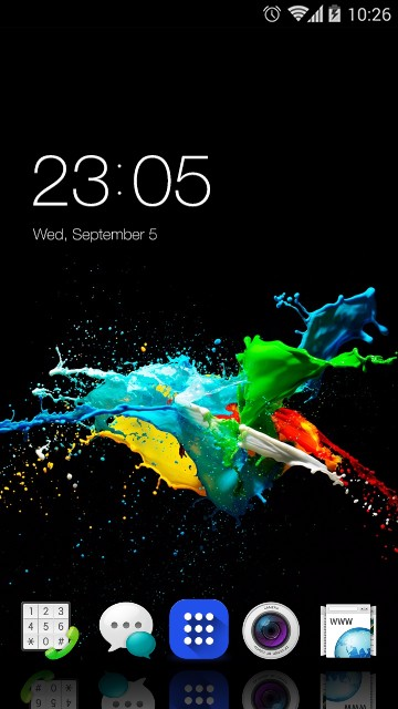 Oppo Neo 5s Color Graffiti