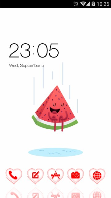 Cute Watermelon