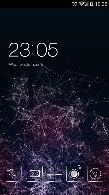 Black Abstract Theme Neural Networks Wallpaper