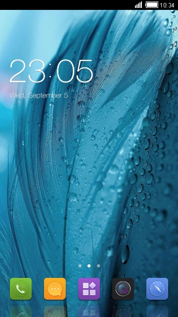 Themes for ZTE Blade V7 Max