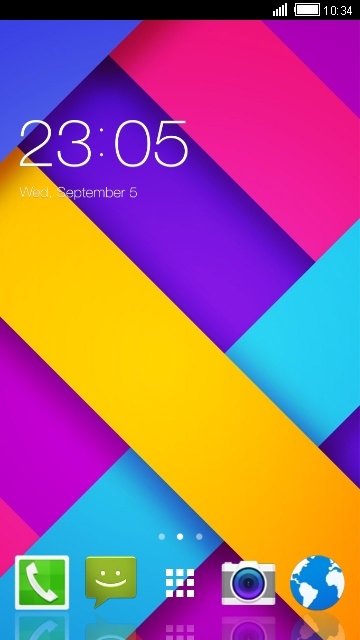 Theme and Launcher for Asus ZenFone Max
