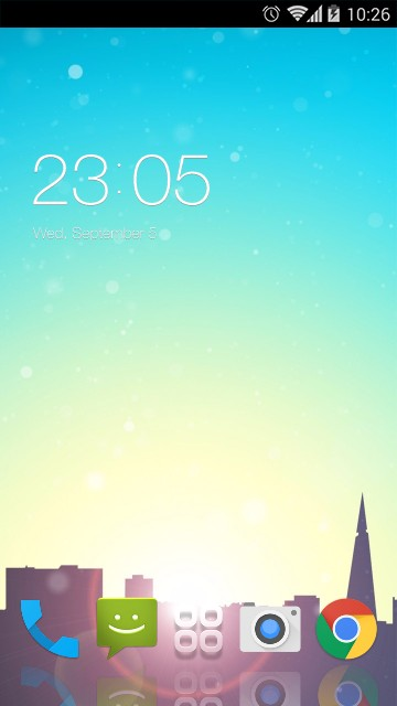Theme for Lava X10 HD