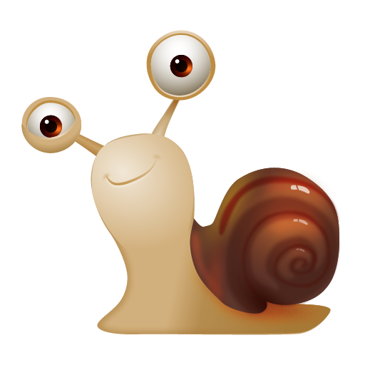 cute snail theme free android theme u launcher 3d