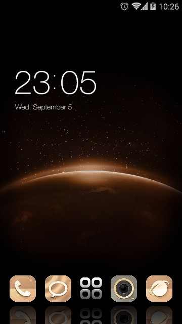 Theme for HUAWEI Y5 II HD