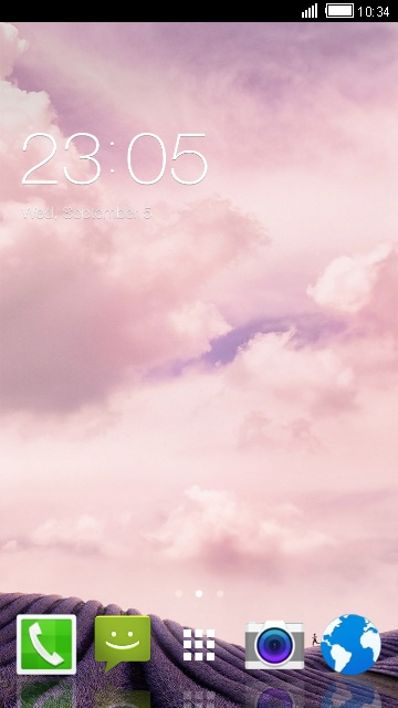 Theme for Samsung Galaxy Young 2