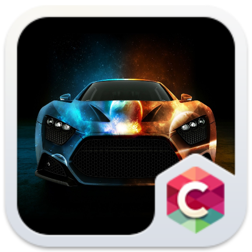 Fire Amp Ice Car Free Android Theme U Launcher 3d