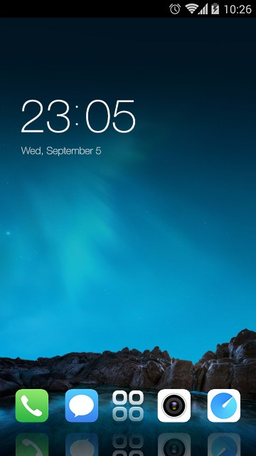 Theme for Vivo V5s HD