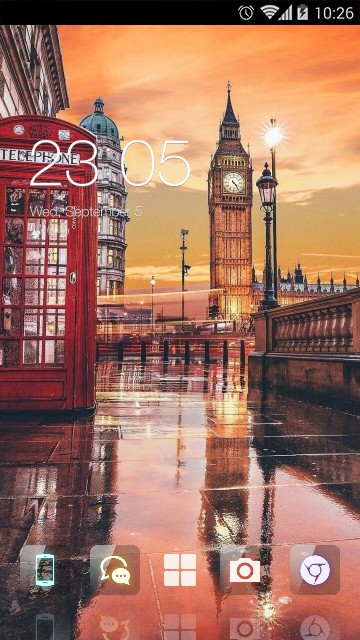 London City Theme