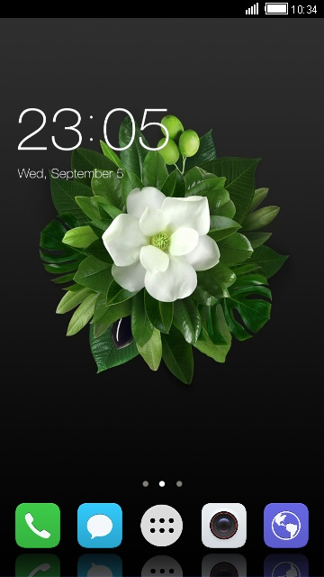 Theme for Huawei Ascend Y530