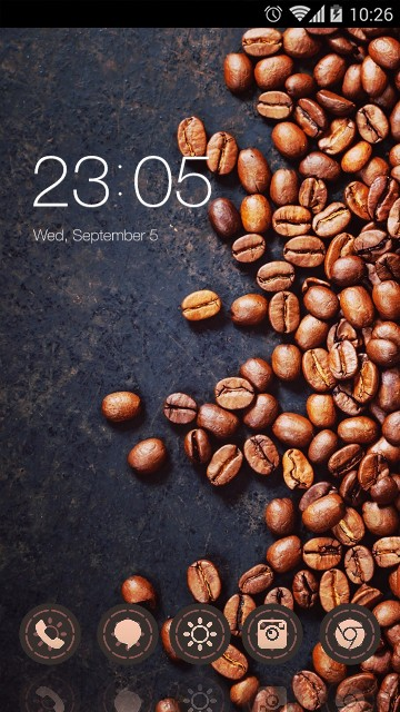 Coffee Theme Love Coffee Background