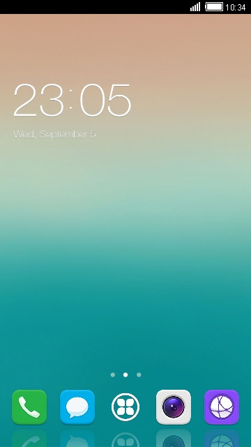 Themes for Huawei Honor 7i