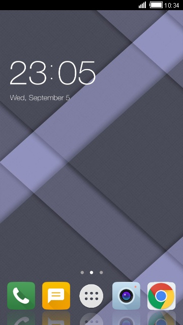 Theme for LG Signature Edition Grey Wallpaper HD