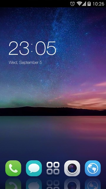Download Theme for HUAWEI Y6 PRO HD theme for your Android