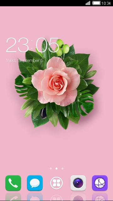 Theme for Huawei Ascend G6