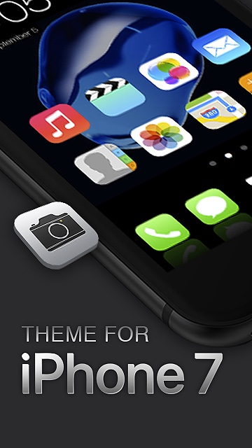 Theme for iPhone7