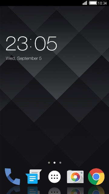 Themes for BlackBerry Motion