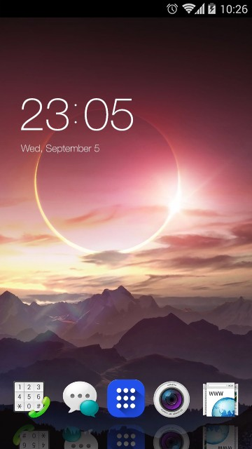 Theme for Oppo Find 7a HD