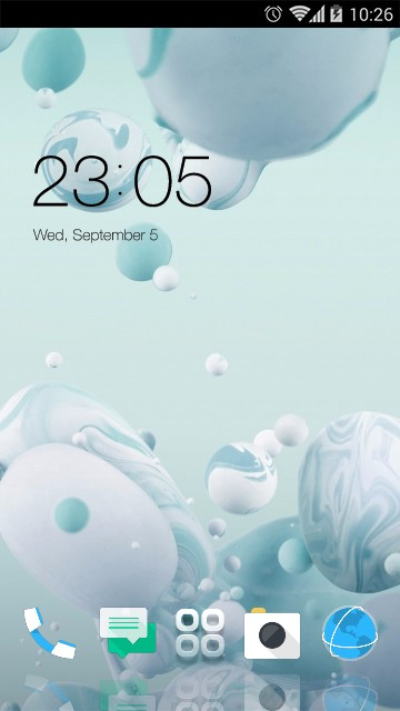Theme for HTC U Play HD