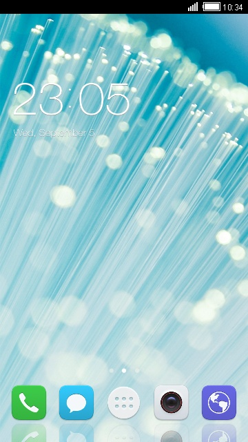 Theme for Huawei Ascend Mate 2