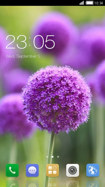 Theme for Gionee GPad G3