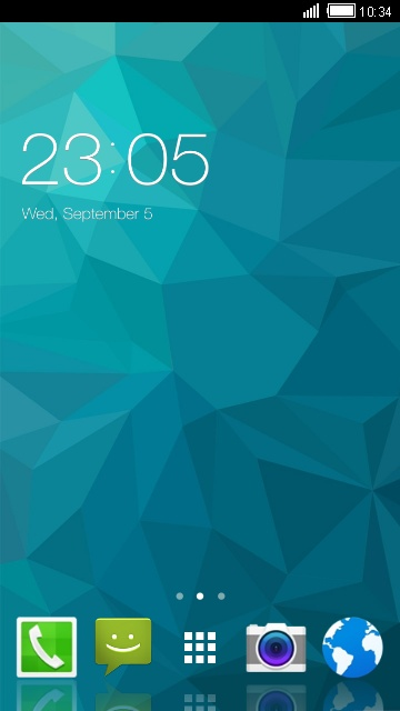 Theme for Galaxy Ace 4 LTE: Stylish wallpaper