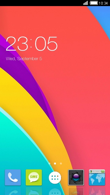 Themes for Oppo Joy Plus