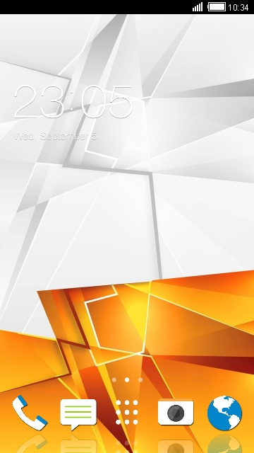 Theme for HTC Desire 626 (US)