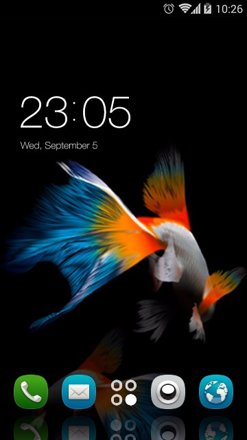 Theme for Nokia Asha 500 HD