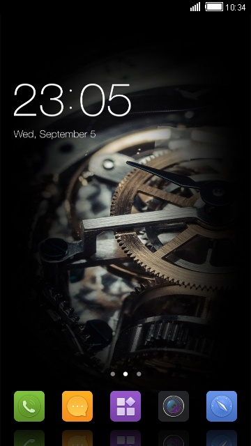 Theme for Gionee M7 Power Watch Wallpaper