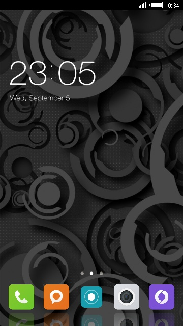 Theme for Meizu M3X