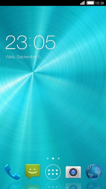 Theme for ZTE Blade D6