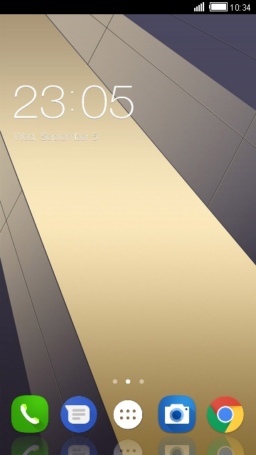 Theme for Asus ZenFone Go 4.5