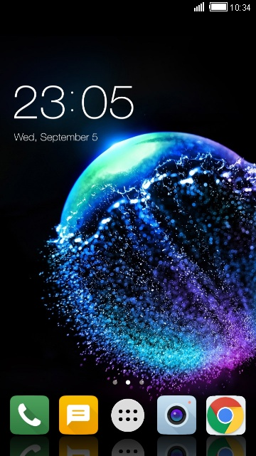 Theme for Coolpad Note 3