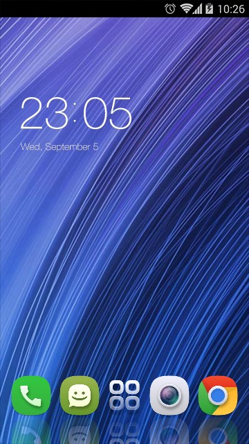 Theme for Xiaomi Redmi 4 HD