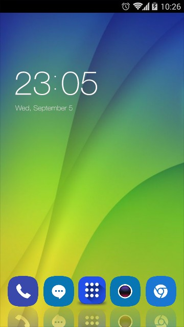 Theme for Oppo F3 HD