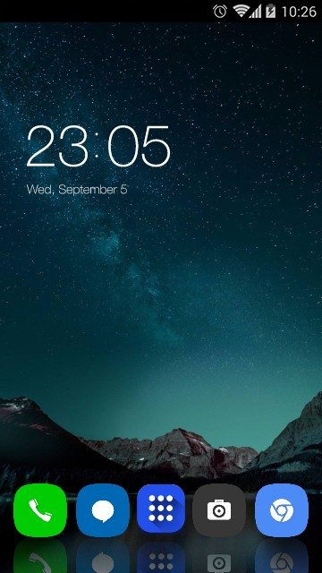 Theme for Vivo V3 HD