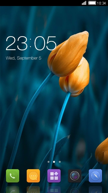 Theme for Gionee S5.1 Pro