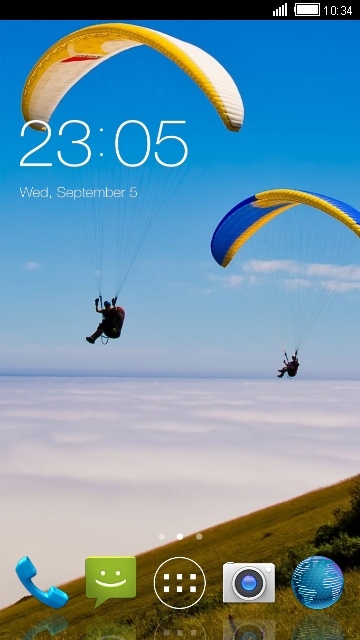 Theme for Micromax Bolt A82