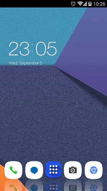 Theme for LG Q6 HD