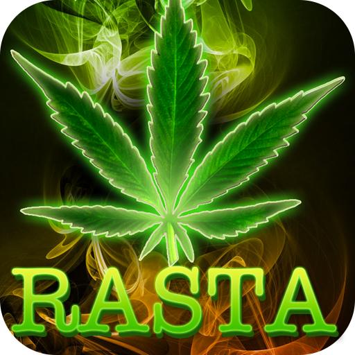 Weed Rasta Theme Free Android Theme U Launcher 3d