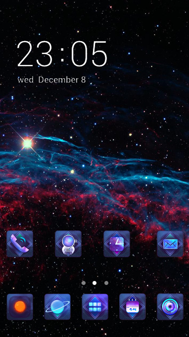 space canvas