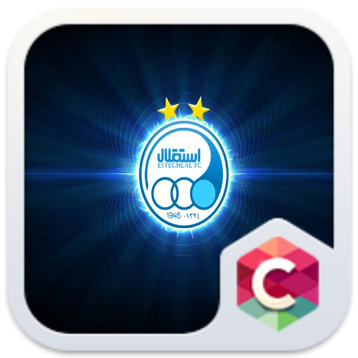 Esteghlal Free Android Theme U Launcher 3D