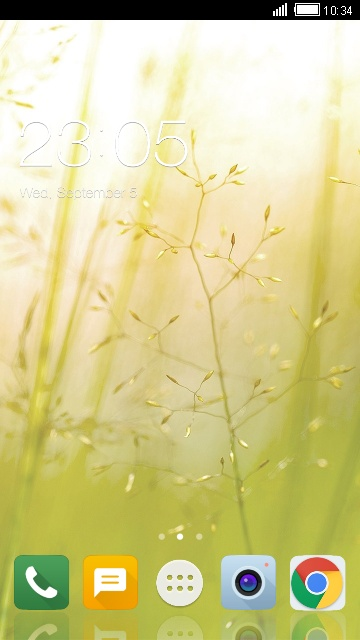Theme for LG A290
