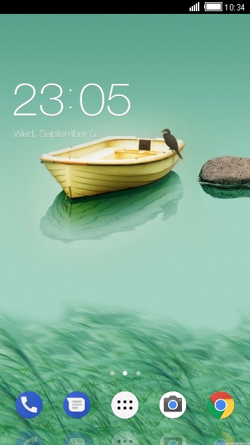Theme for Micromax Canvas Juice 4G