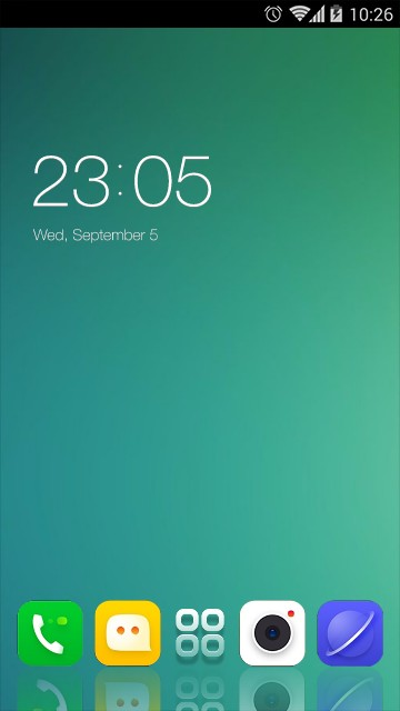 Theme for Lenovo P1m HD