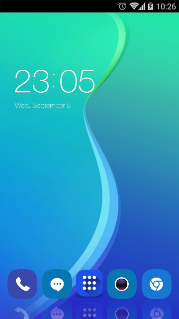 Theme for Oppo A37 HD