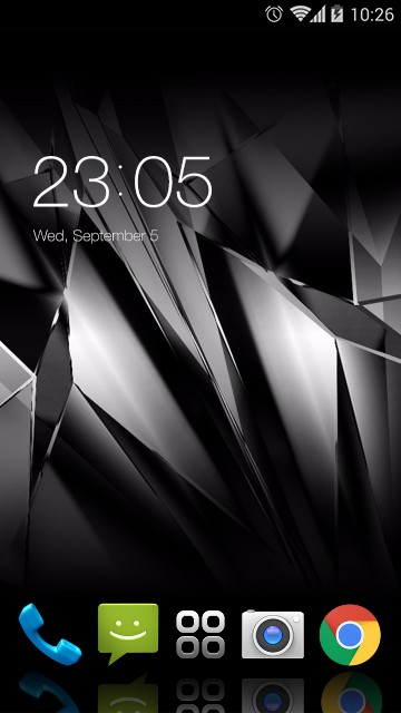 Theme for Micromax Canvas Evok HD
