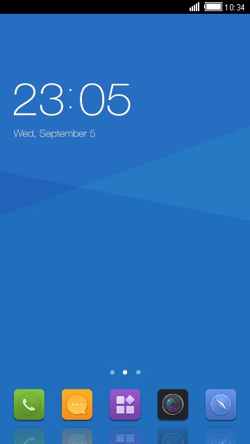 Themes for ZTE Star 1