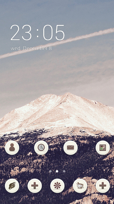 mountain theme