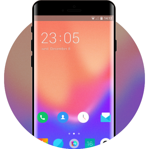 MIUI 10 Theme free android theme – U launcher 3D